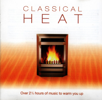 CD classical heat Naxos