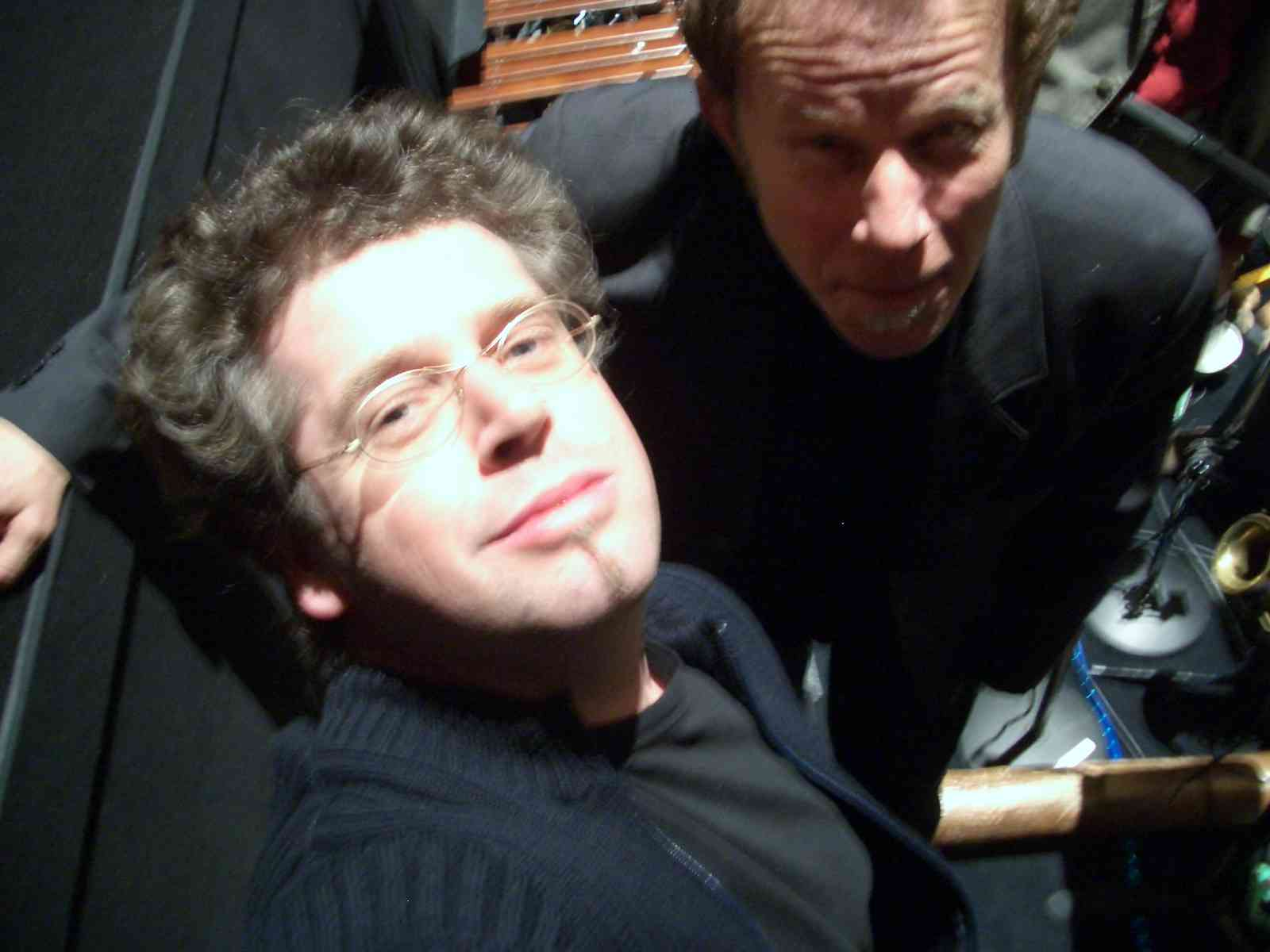 Thomas Bloch -Tom Waits