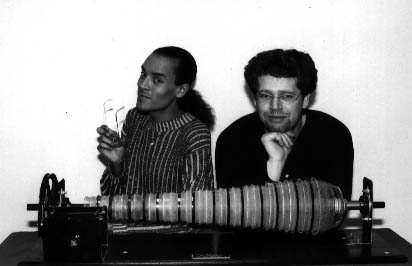 Fabrice di Falco Thomas Bloch glass harmonica