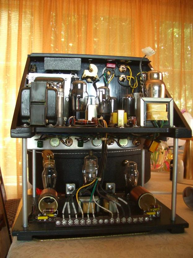Theremin cello amplifier