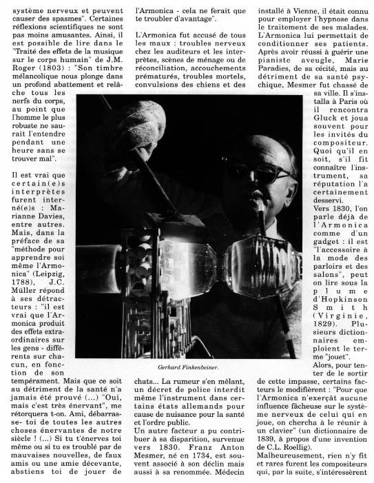 Le glassharmonica Glass6